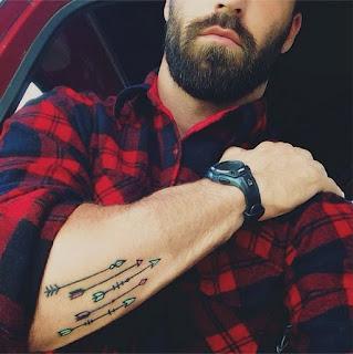tatuaje flecha 1