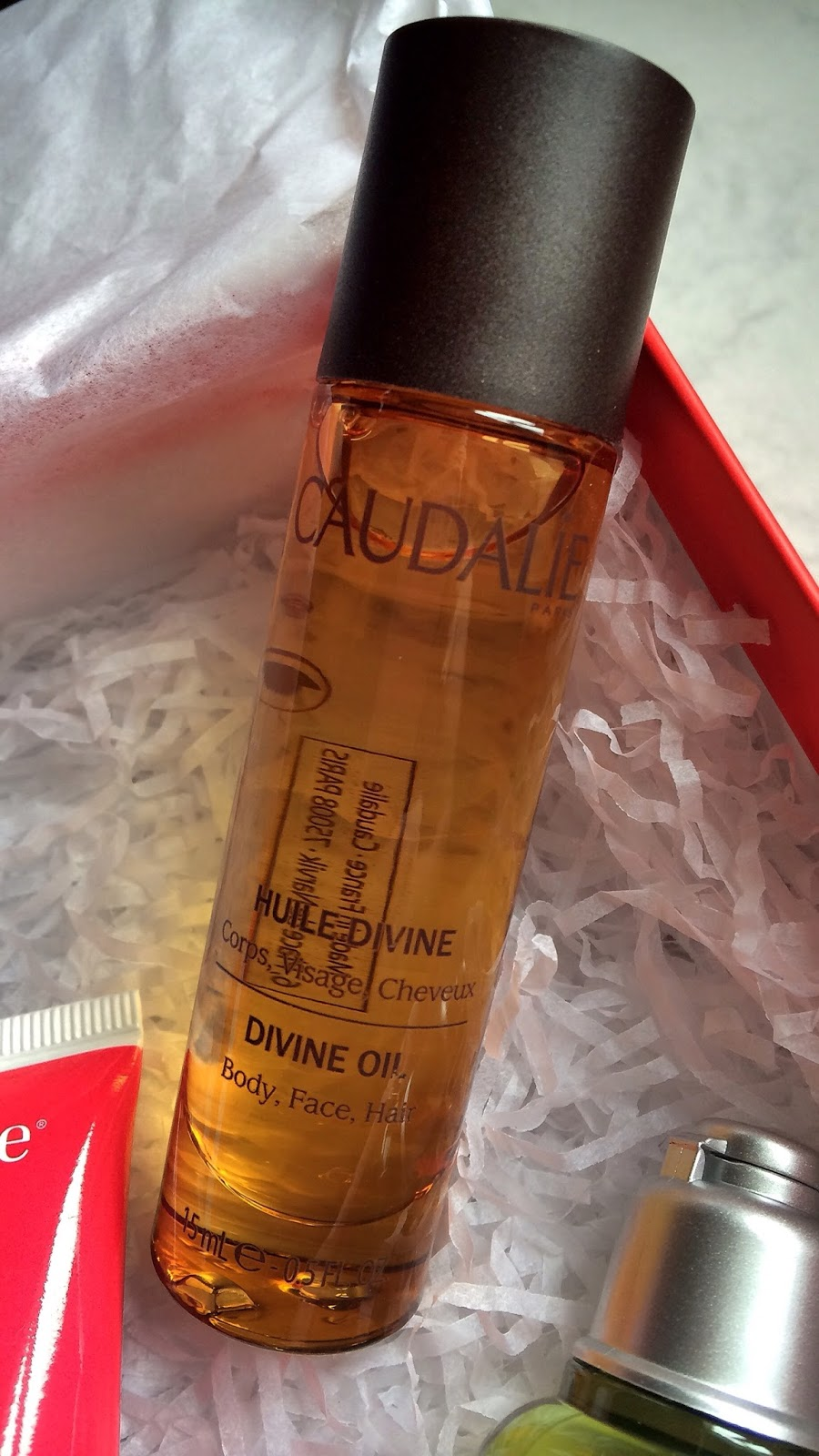 Caudalie Glamour Latest In Beauty box Summer edit