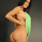 Andrea Rincon – Selena Spice – Cachetero Verde Foto 175