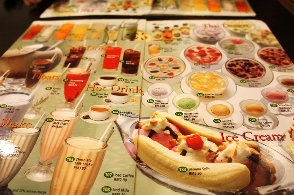 Aeon Tebrau City Restaurant