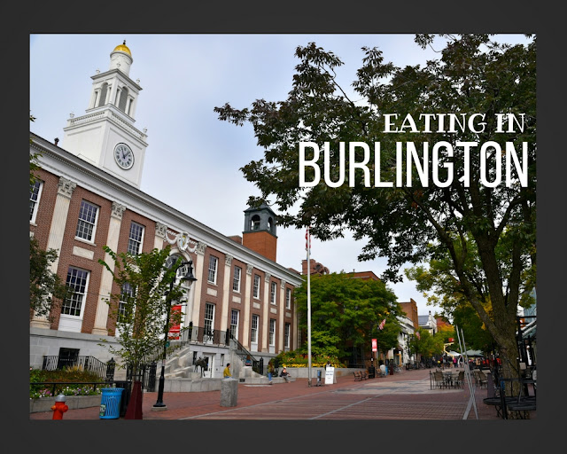 Link to where to eat in Burlington, Vermont