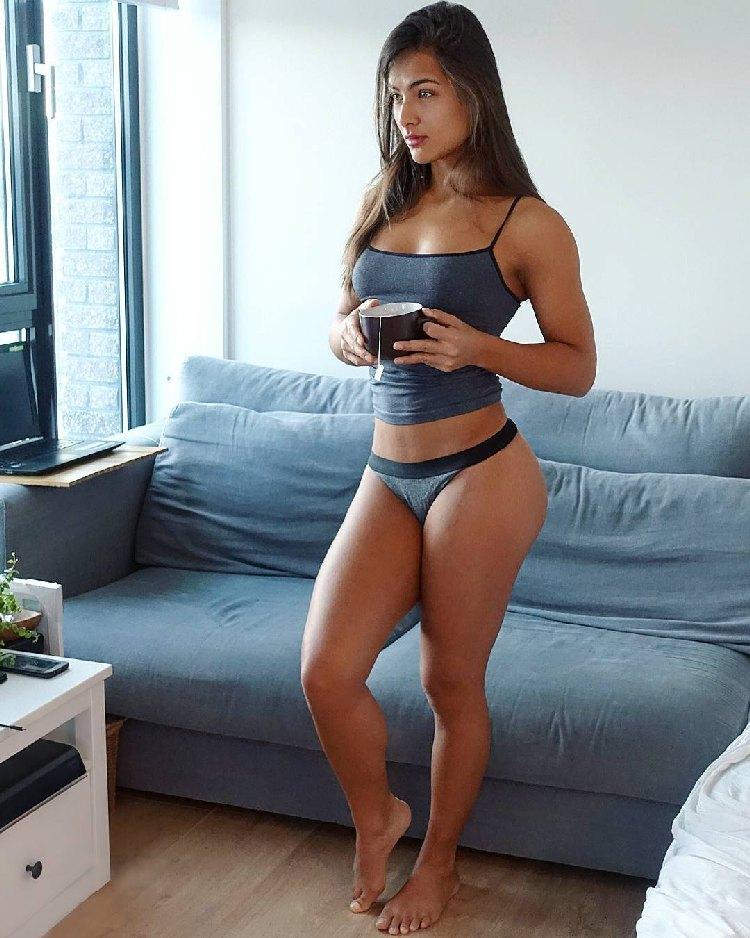 Nochtli Peralta Alvarez, Mexican Fitness Models