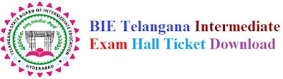 BIE Telangana Inter 1st Year Hall Ticket 2017 Download at bietelangana.cgg.gov.in