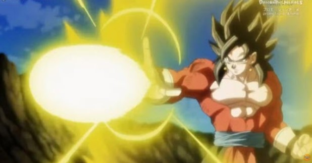 Dragon Ball Heroes Episode 05 Subtitle Indonesia