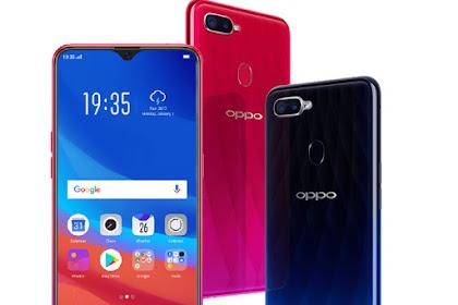 Inilah Daftar Harga Smartphone OPPO Terbaru Pekan Pertama Januari 2019