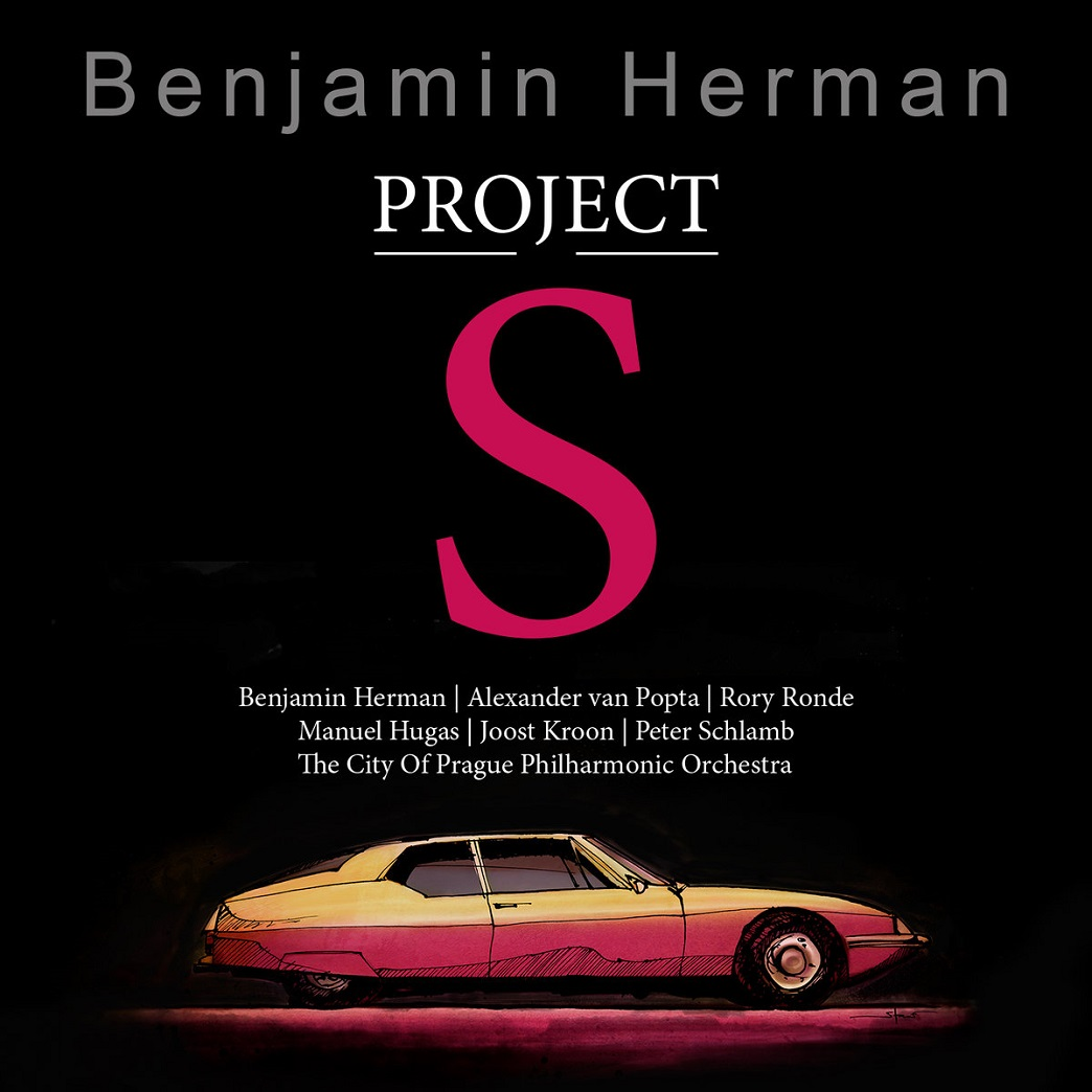 Republic of Jazz: Benjamin Herman - Project S (DOX RECORDS 2018)