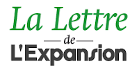logo lettre de l'expansion