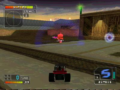 Download Game PS1 Twisted Metal 4 ISO - Game Tegal
