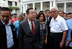 Mahkamah Tetapkan 6 Disember Kes Rasuah  Ketua Menteri Pulau Pinang