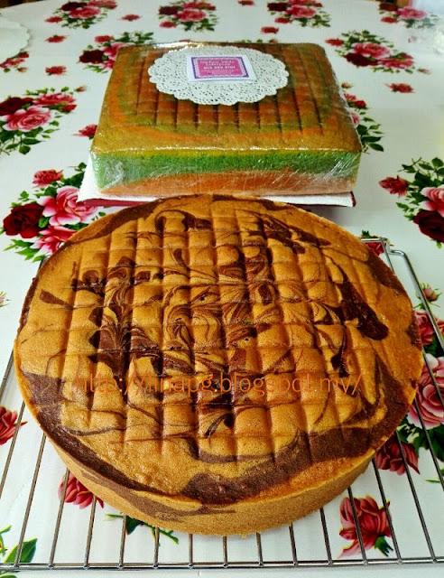 Kek Minyak