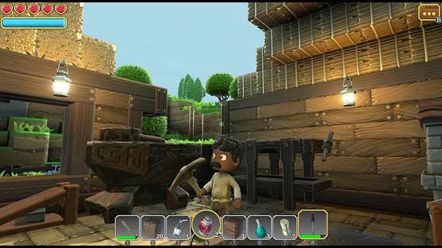 Portal Knights PC Game Free Download Photo