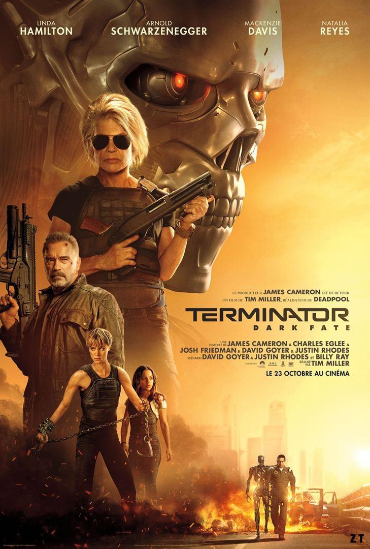 Terminator: Dark Fate [BDRip] [Streaming] [Telecharger]