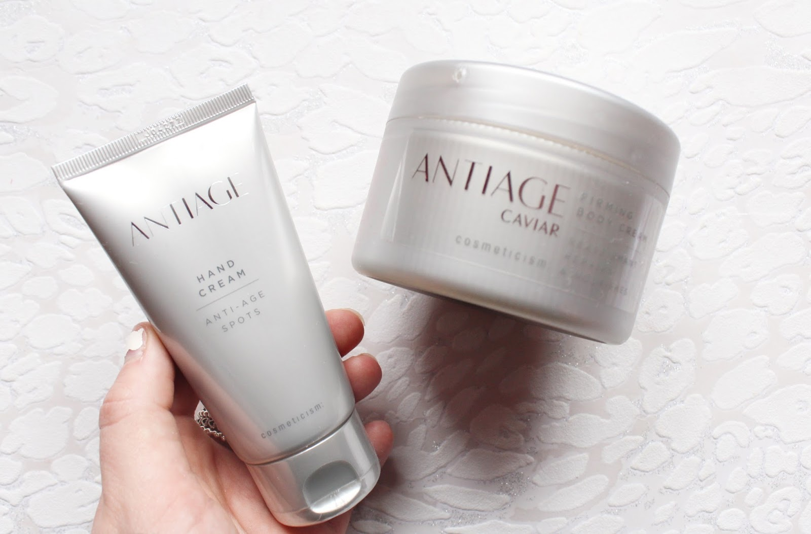 Tesco Anti-Ageing Caviar Skincare & Bodycare