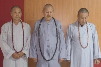 Bali Heboh... Tiga Biksu Cina Ditangkap Edarkan Uang Palsu