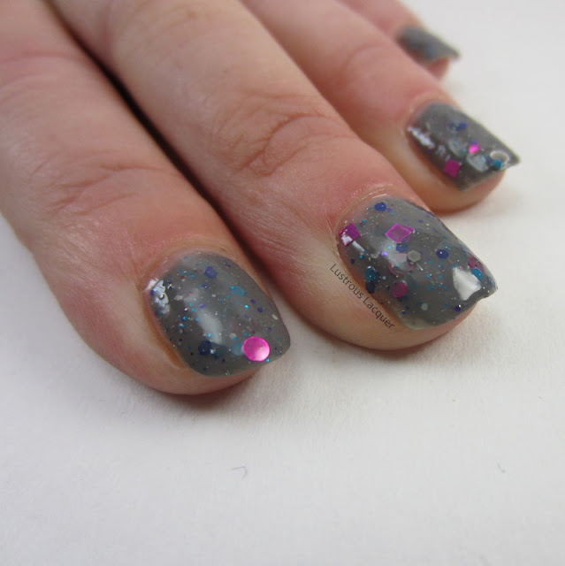 Grey-Crelly-Multi-glitter-nail-polish
