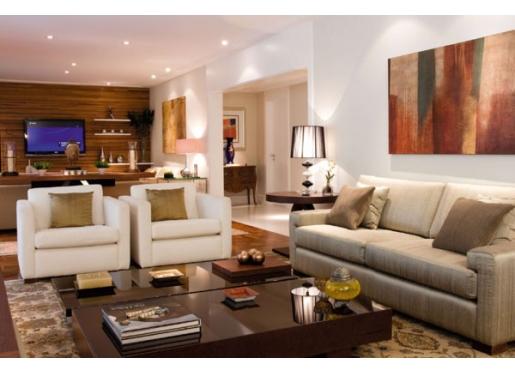 Salas Color Tierra  Ideas para decorar disear y mejorar tu casa