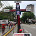 ABSURDO: Imagem de Lula na cruz faz comparação com Jesus Cristo e afronta cristãos