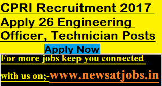 CPRI-jobs-Apply-26-Engineering-Officer