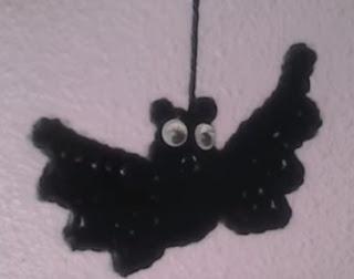 Imagen del Murcielagos a crochet y ganchillo, Majovel crochet