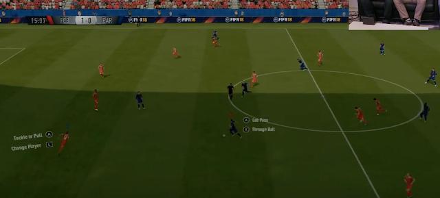 No te pierdas este gameplay de FIFA 18 en Nintendo Switch de la Gamescom