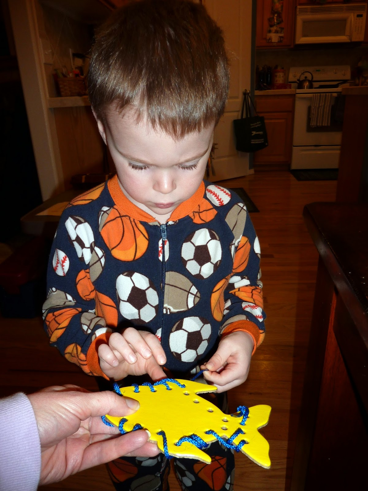Life With A Toddler Preschool Pirates Week 2