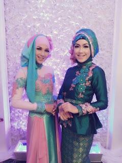 kebaya untuk hijab
