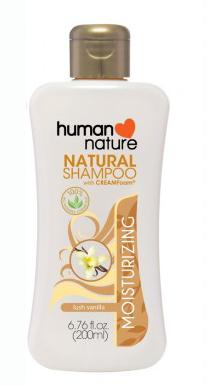 Human Nature Natural Moisturizing Shampoo - wanderwahm