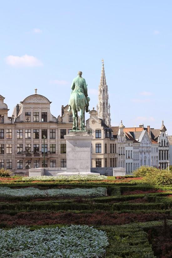 Brüssel | 23qm Stil