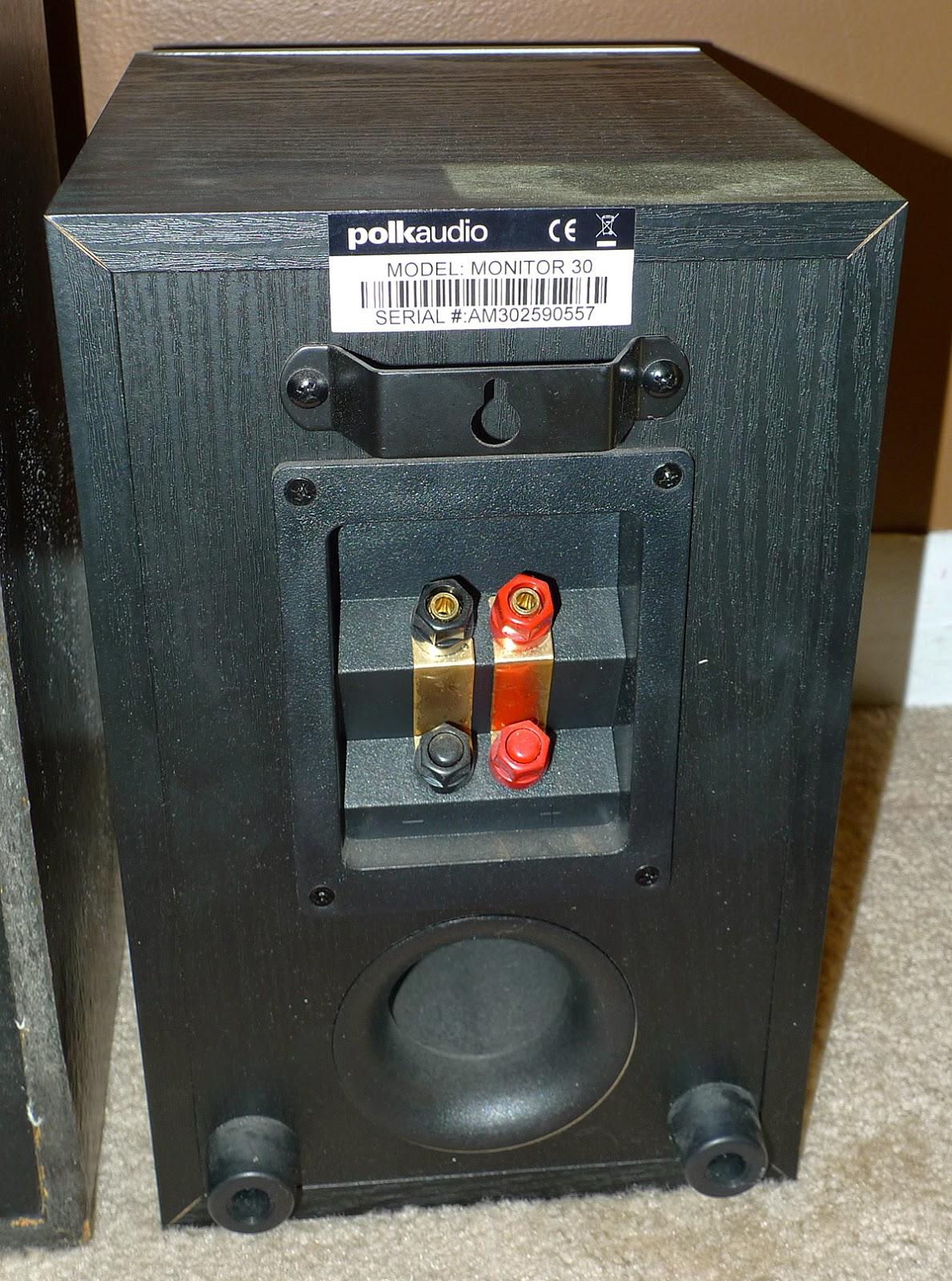 Polk Audio Monitor 70 Wiring Diagram Schematic Diagrams Furuno Speaker Circuit U2022