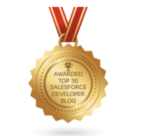 Top 50 Salesforce Blogs