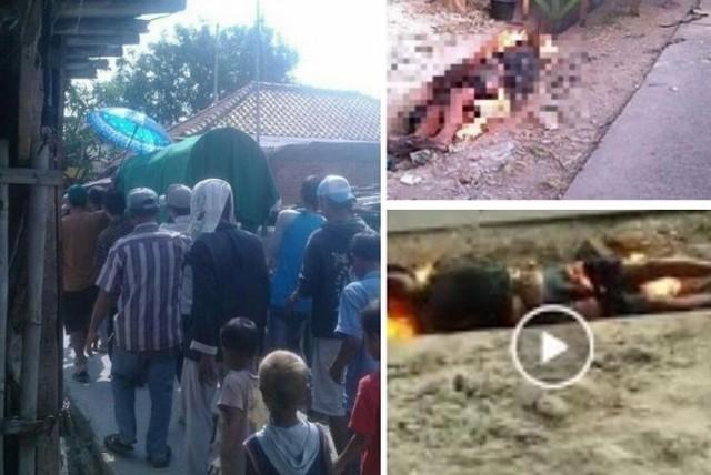 """Qishas (Hukum Mati) Atau Dhiyat (Denda Rp 2 Miliar) Bagi Pembunuh Pembakar Ramai-ramai Kasus """"Ampli Masjid"""""""