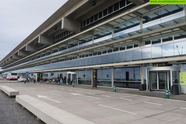 Mariano H. Zapata vuelve a exigir que se realicen controles de detección de COVID-19 en el aeropuerto de La Palma
