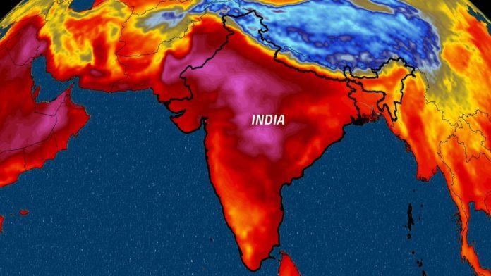 «Καίγεται ο τόπος» Φονικός καύσωνας στην Ινδία: Στους 51 βαθμούς το θερμόμετρο