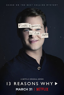 13 Reasons Why Netflix Poster 11