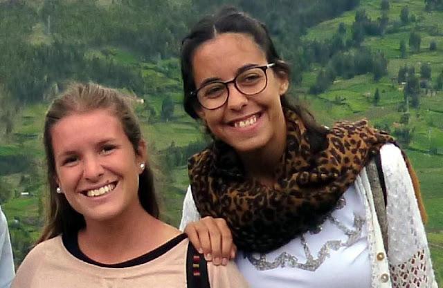 asesinato de dos chicas Argentinas en el Ecuador