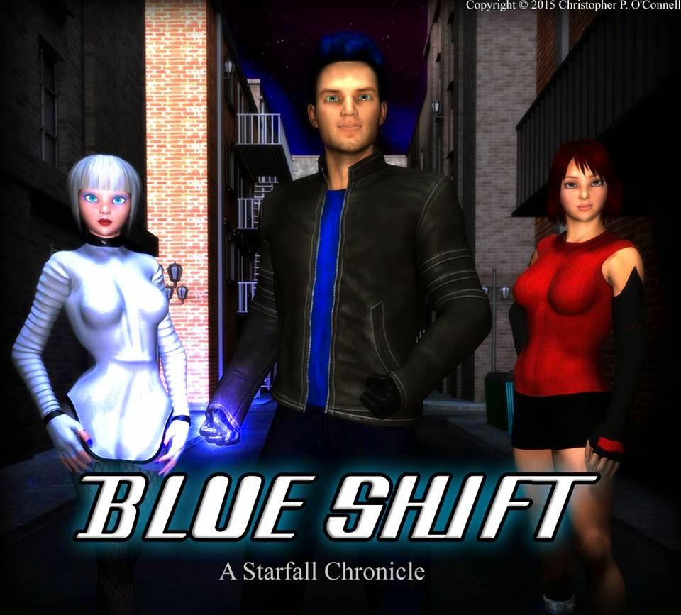 Blue Shift 3D