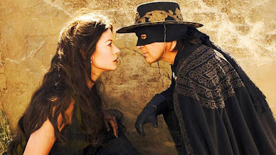 لقطة من فيلم The Mask of Zorro
