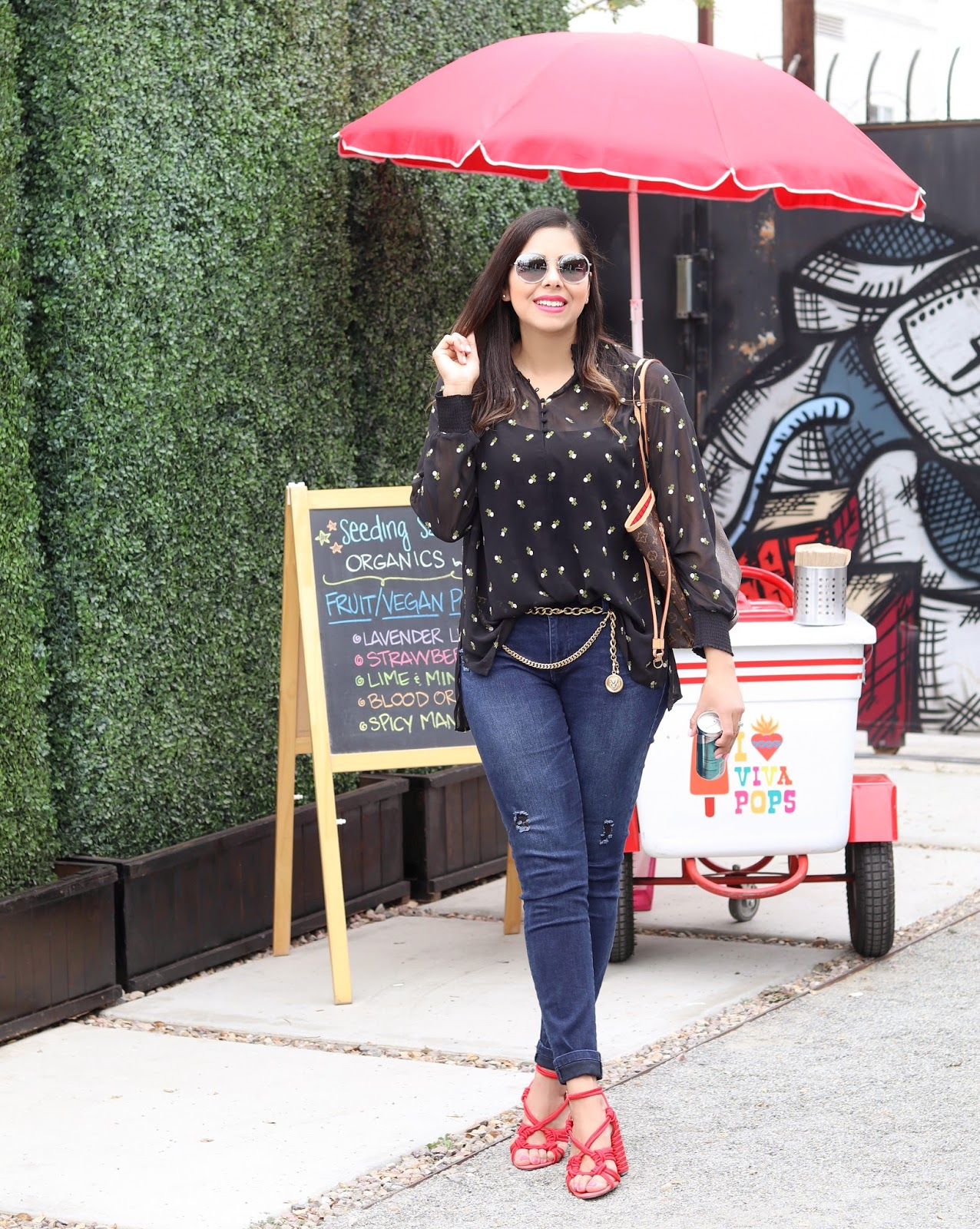 what to wear to an afternoon event, blogger event in san diego