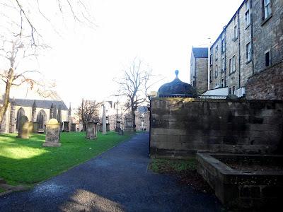 Cementerio más famoso de Edimburgo