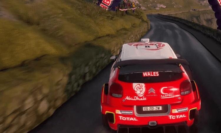 تحميل لعبة 2018 WRC 7 برابط واحد مباشر