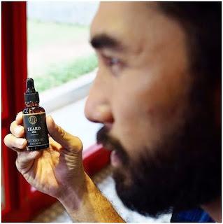 Ombak Beard Oil Minyak Penumbuh Jambang yang Berkualitas dan Populer