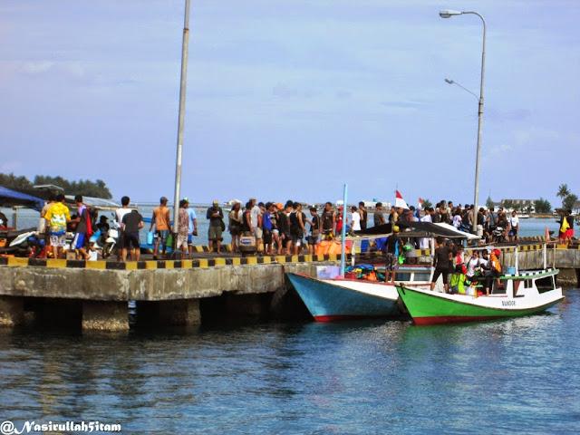 Pelabuhan Lama Karimunjawa