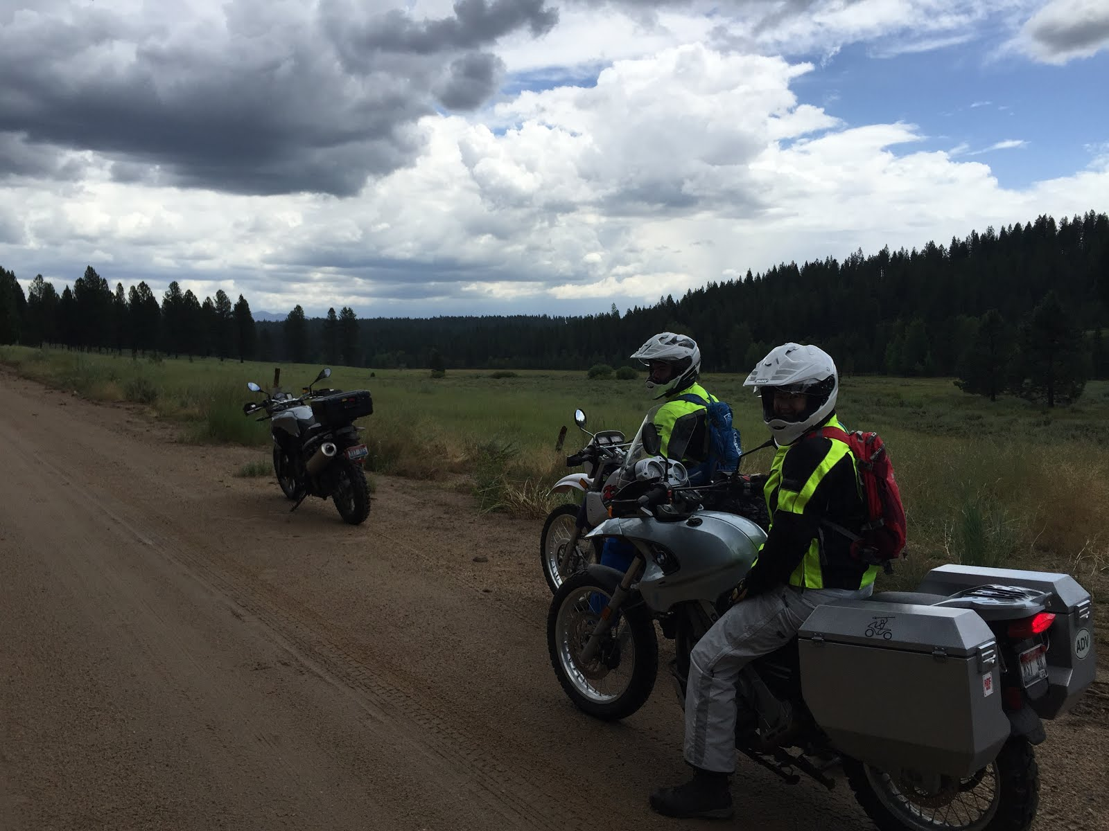 Exploring Backcountry Roads
