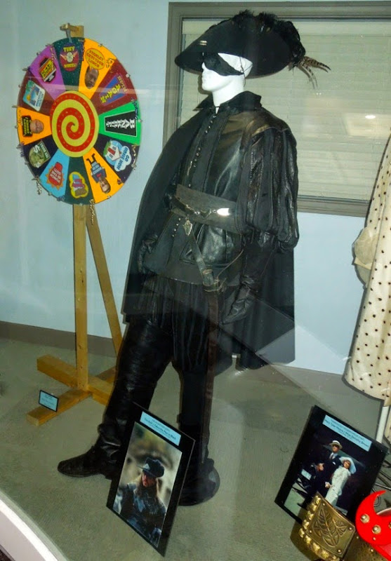 Febre Man in Black The Musketeer movie costume