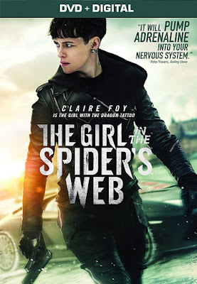 The Girl in the Spider's Web [2018] [DVDR R1] [Latino]