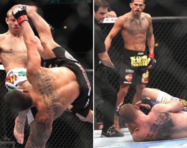 Anthonny Showtime sang juara UFC