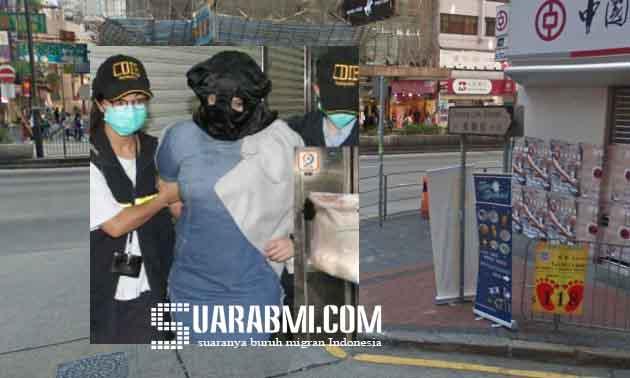 TKW Overstay Tertangkap Dijalan Membawa 2,1 kg Kokain Dalam Wadah Susu Bubuk