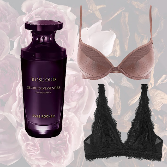 Yves Rocher Rose Oud. Intimissimi. Золотая стрекоза
