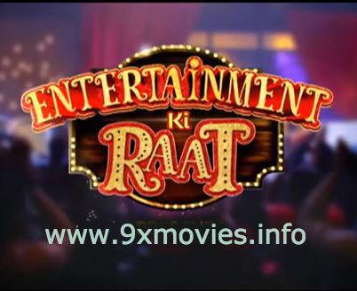 Entertainment Ki Raat 20 January 2018 HDTV 480p 170MB