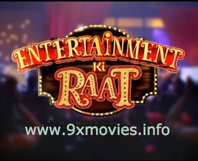 Free Download Entertainment Ki Raat 28 January 2018   170MB